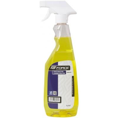 čistič FORCE PRO rozprašovač 750 ml - žlutý EXTRA