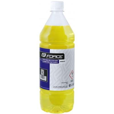 čistič FORCE PRO k doplnění - 1l - žlutý EXTRA