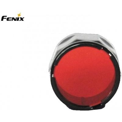 osvětlení Fenix filtr červený