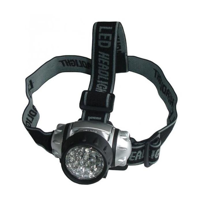 čelovka 21 LED
