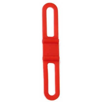 držák světla Fenix Silikon - červený