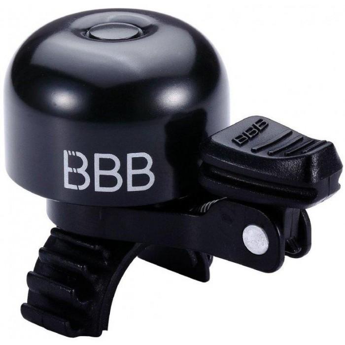 zvonek BBB Loud & Clear DELUXE černý