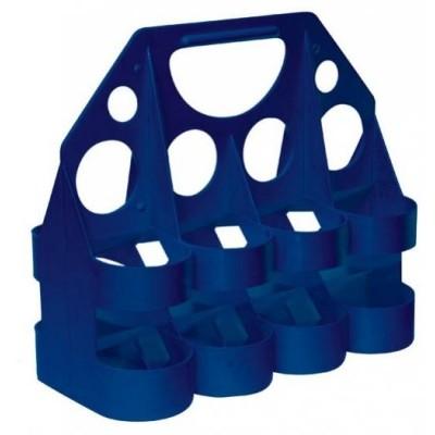 nosič na lahve Tempish modrý na 8ks