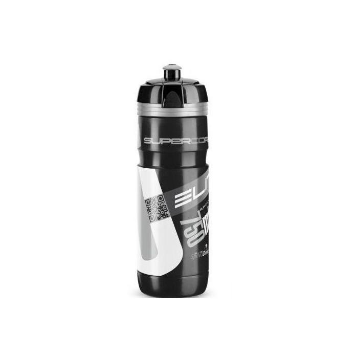 lahev ELITE Corsa černo stříbrná, 550 ml