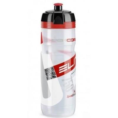 lahev ELITE Corsa Clear červená, 550 ml