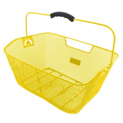 koš M-Wave nosičový žlutý