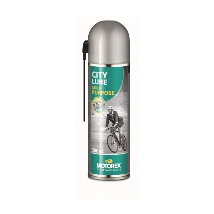 olej MOTOREX City Lube spray 300ml