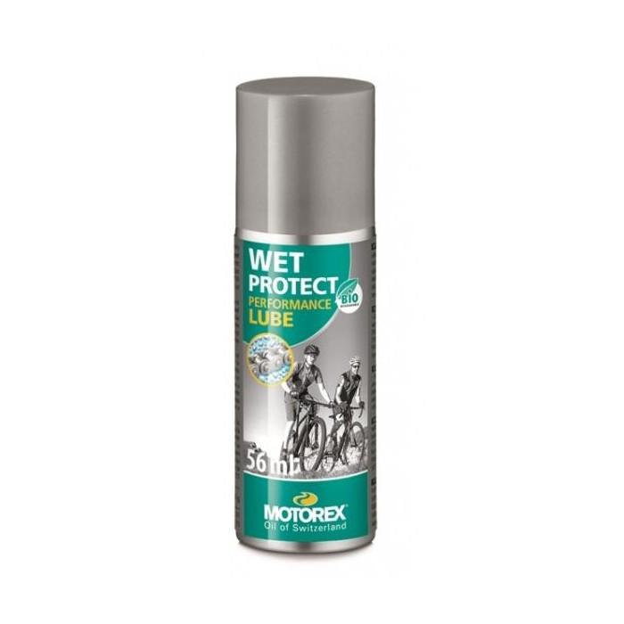 olej MOTOREX Wet Protect spray 56ml plnící