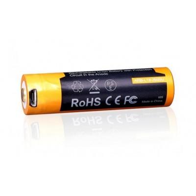 baterie 18650 Fenix USB (Li-Ion) 2600mAh