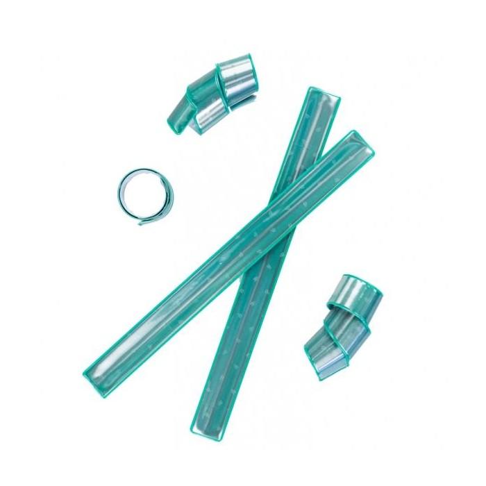páska reflexní 3M bez potisku zelená 32x3cm