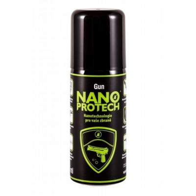 olej NANOPROTECH Gun spray 75ml