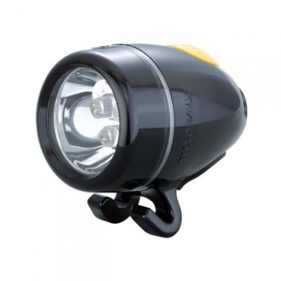 osvětlení přední TOPEAK WhiteLite II černé