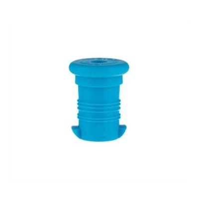 zátka na lahev R&B neon modrá