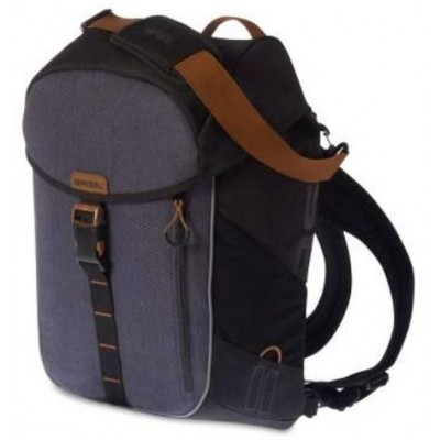 brašna-batoh BASIL Miles Daypack 14l  černo-šedá