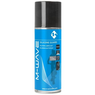 olej M-Wave Silicone Guard spray 400ml - na vidlice, řezení...