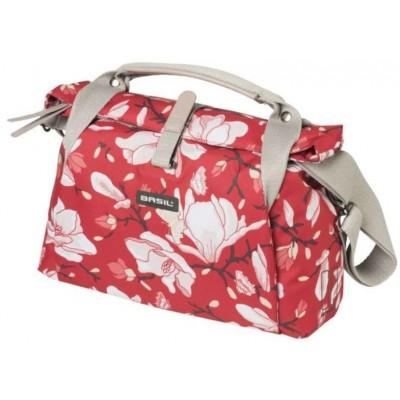 brašna BASIL Magnolia City Bag 7L poppy červená
