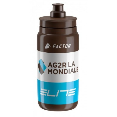 lahev ELITE FLY TEAM AG2R hnědá 550 ml