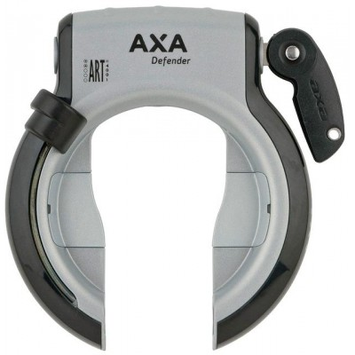 zámek AXA Defender stříbrno/černý