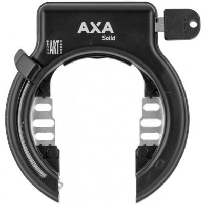 zámek AXA Solid černý