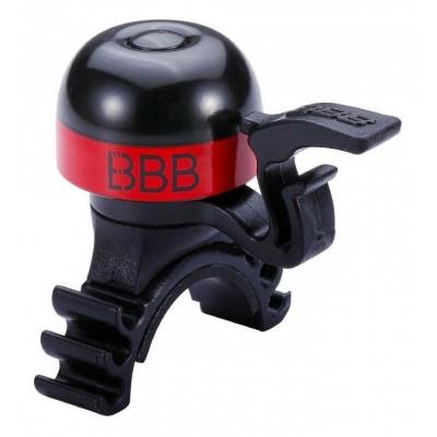 zvonek BBB BBB-16 MiniFit červený
