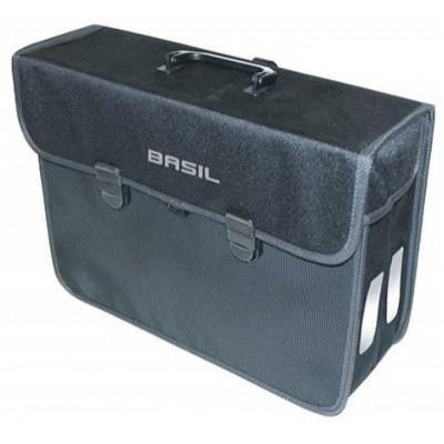 brašna BASIL Malaga XL 17L černá