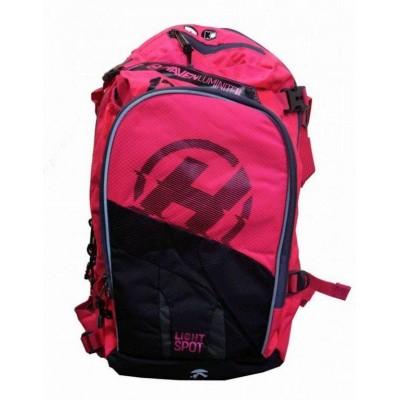 batoh HAVEN LUMINITE II 12l černo/růžový  bez rezervoáru