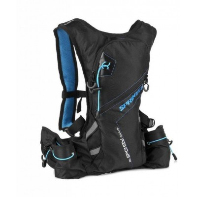 batoh cyklo Spokey SPRINTER modrý 5L