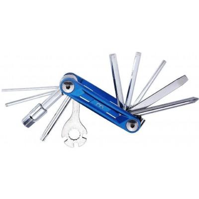 klíč imbusový BBB PrimeFold M 12 funkční modrý