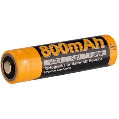baterie 14500 Fenix (Li-Ion) 800mAh