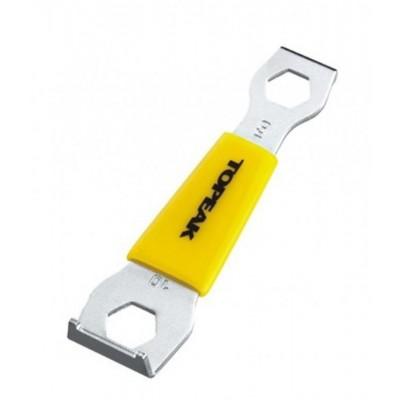 klíč stahovací na kliku TOPEAK ChainRing Nut Wrench