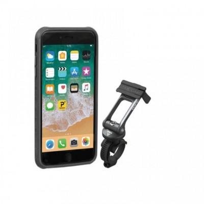 obal na mobil TOPEAK pro iPhone 6+,6s+, 7+, 8+ černo/šedý