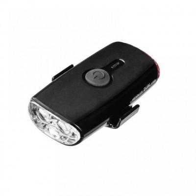 osvětlení na přilbu TOPEAK HeadLux Dual USB 140/10