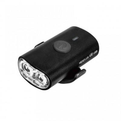 osvětlení na přilbu TOPEAK HeadLux USB 450