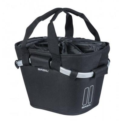 brašna BASIL Carry Classic Carry na řidítka černá