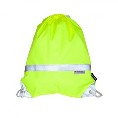 batoh reflexní 3M žlutý