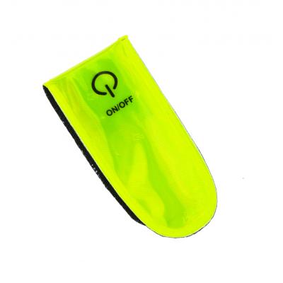 blikačka reflexní s elastickou páskou