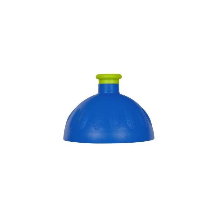 víčko na lahev R&B modro/zelené