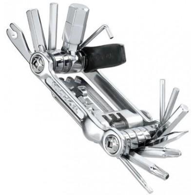 klíče multi TOPEAK Mini 20 Pro stříbrné