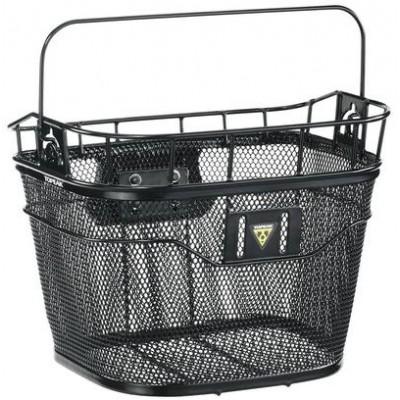koš TOPEAK drátěný na řidítka Basket Front - Fixer 3
