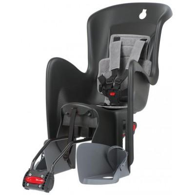 sedačka Polisport Bilby  RS černo-tmavě šedá