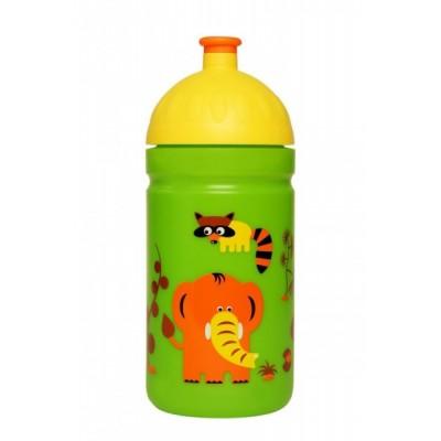 Zdravá lahev Zvířátka 0,5l