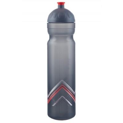 Zdravá lahev BIKE Hory červená 1,0l