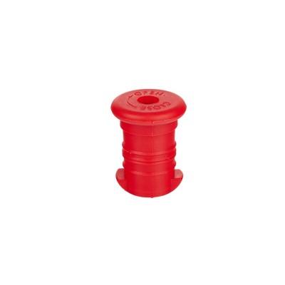 Zdravá lahev - zátka červená