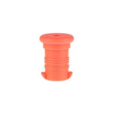 Zdravá lahev - zátka oranžová fluo fluo