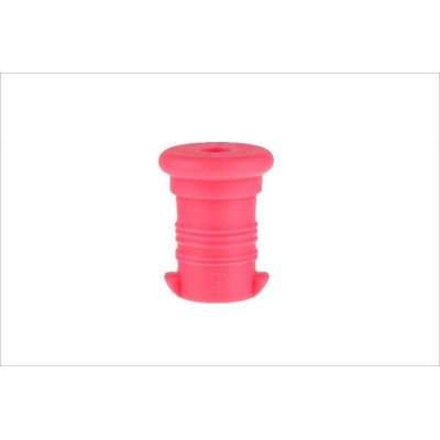 Zdravá lahev -  zátka růžová fluo