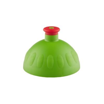Zdravá lahev - Víčko zelené/zátka červená