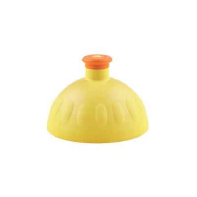 Zdravá lahev - Víčko žluté/zátka oranžová