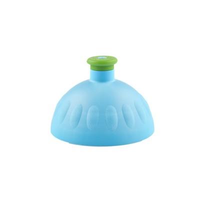 Zdravá lahev - Víčko modré/zátka zelená