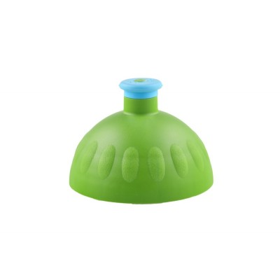 Zdravá lahev - Víčko  zelené/zátka modrá