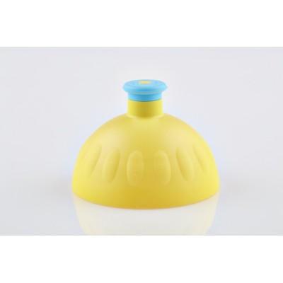 Zdravá lahev - Víčko  žluté/zátka modrá